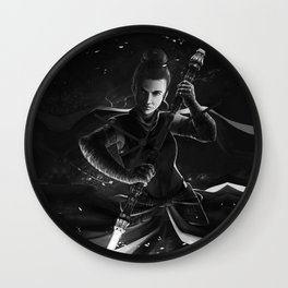 The dark side had cookies Wall Clock