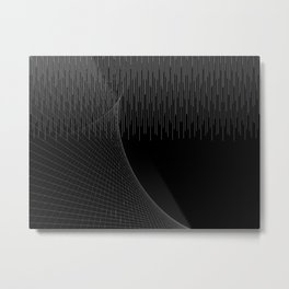 Matrix Void Metal Print