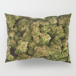 Cannabis Buds Pillow Sham