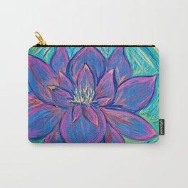 Blossom Ablaze Carry-All Pouch