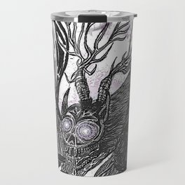A Creature Called Cernunnos Travel Mug
