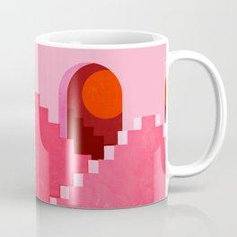 Abstraction_SUN_Architecture_Minimalism_001 Coffee Mug