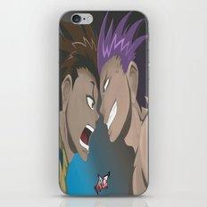 Kenichi vs Odin iPhone & iPod Skin