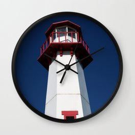 Wawatam Lighthouse Wall Clock