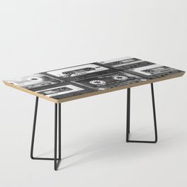 Something Nostalgic - black and white #decor #buyart #society6 Coffee Table