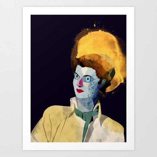 Rita Art Print
