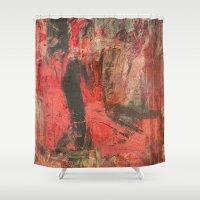 african Shower Curtains featuring African Man by Fernando Vieira