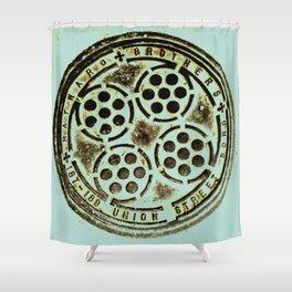 Union Street Shower Curtain