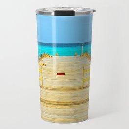 Paradise Pier Travel Mug
