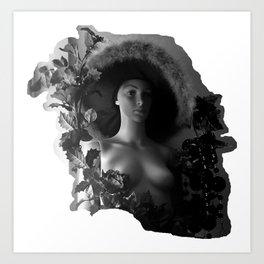 Mannequin Muse Art Print