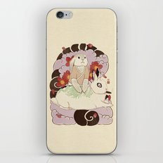 Master and Servant iPhone & iPod Skin