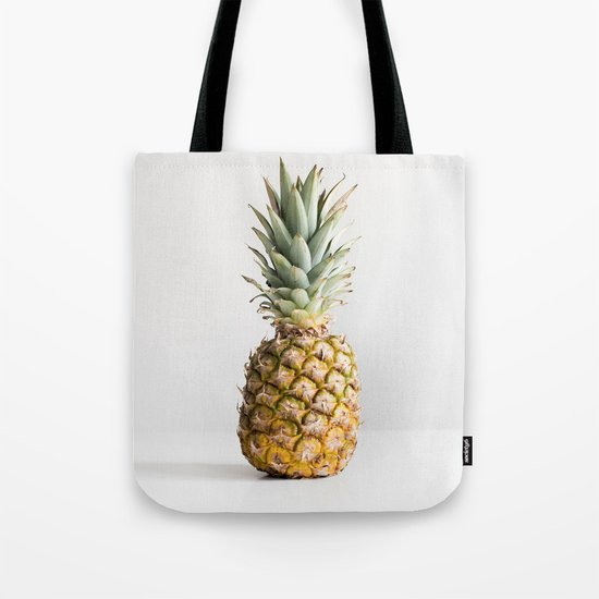 Ananas photo Tote Bag