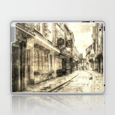 The Shambles York Vintage Laptop & iPad Skin