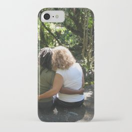 Two Together at Hilo Tropical Gardens iPhone Case
