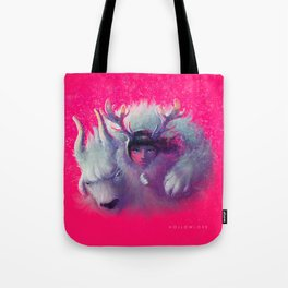 Hollowlove Wintermix Tote Bag