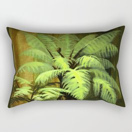 Tree Ferns Darwin Rectangular Pillow