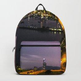 Panama City at Dusk Backpack