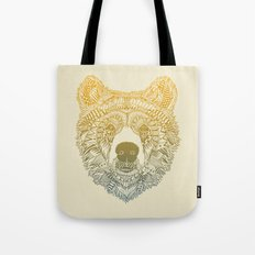Bear (Savage) Tote Bag