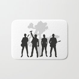 You2JT Bath Mat
