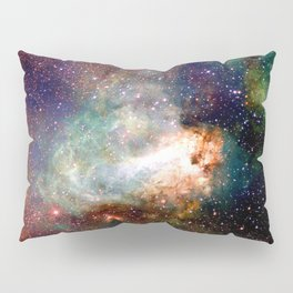 Omega Nebula Pillow Sham