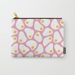 Fried Egg Pattern Carry-All Pouch