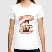 durarara T-shirts featuring Love all humans but not Shizuo by ChibiGaia