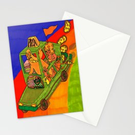 Pizza Delivery Stationery Cards