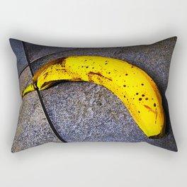 Sad Bannana - 001 Rectangular Pillow