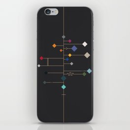 winter equinox iPhone Skin