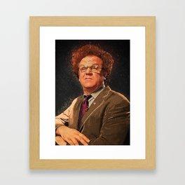 Dr Steve Brule Framed Art Print