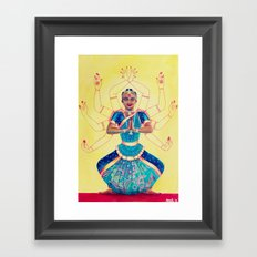 Alapadma Framed Art Print