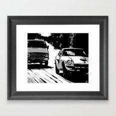 Cars #1 Framed Art Print
