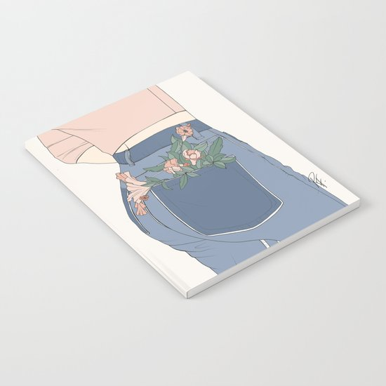 Pot Pants Notebook
