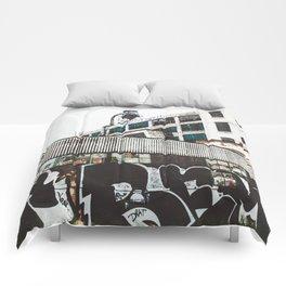 Detroit City Comforters