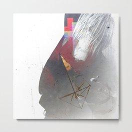 Androfemme: Smitten Drown II Metal Print