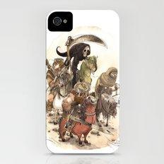 Four Horsemen iPhone (4, 4s) Slim Case