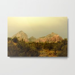 Sedona Walks Metal Print