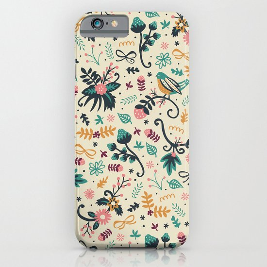 Deck the Halls iPhone & iPod Case