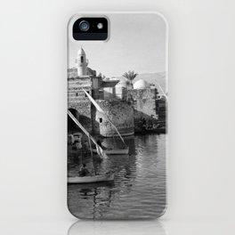 View of Tiberias iPhone Case