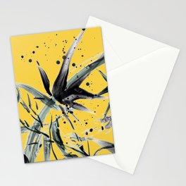 Lupinus #3 (yellow) Stationery Cards