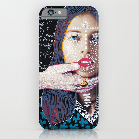 ::dream for a while:: iPhone & iPod Case