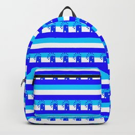 Greek Island Backpack