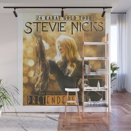Stevie Nicks Wall Mural