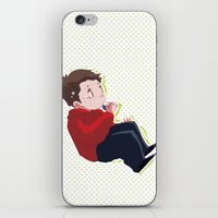 stiles iPhone & iPod Skins featuring STILES by oh, wolves