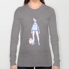 Short Shorts! Long Sleeve T-shirt