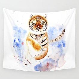 Tiger Wall Tapestry