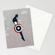 Freedom Fall Stationery Cards