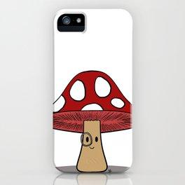 Dapper 'Shroom iPhone Case