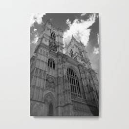 Westminister Abbey Metal Print