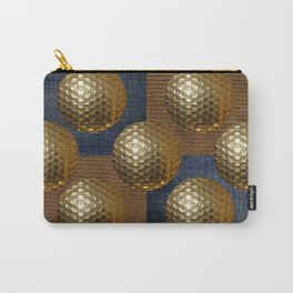 GOLD GOLF Carry-All Pouch